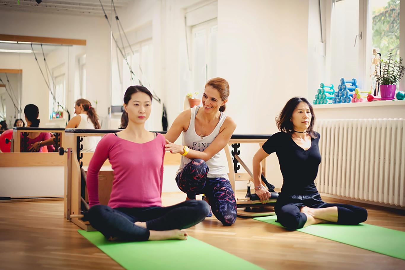 Pet prednosti vežbanja u maloj grupi